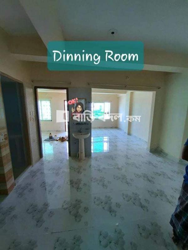 Flat rent in Dhaka রামপুরা, ২৩/ খ, krishi Bank Road, Block A (তিতাসরোড লেগুনাস্ট্যান্ড)???? , দক্ষিণ  বনশ্রী, রামপুরা,ঢাকা।????
