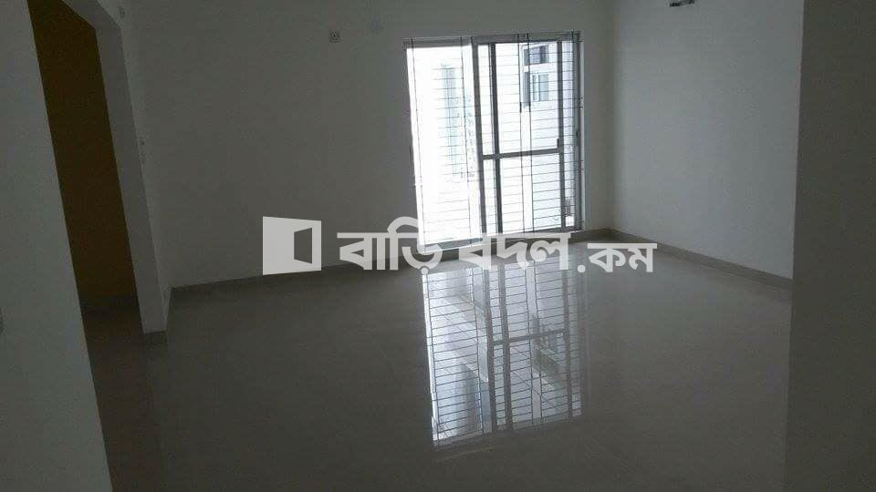 Flat rent in Dhaka বসুন্ধরা আবাসিক এলাকা, Bashundhora, main Road( one connecting 300 ft and Apollo Hospital). House 251-254 Block D.
