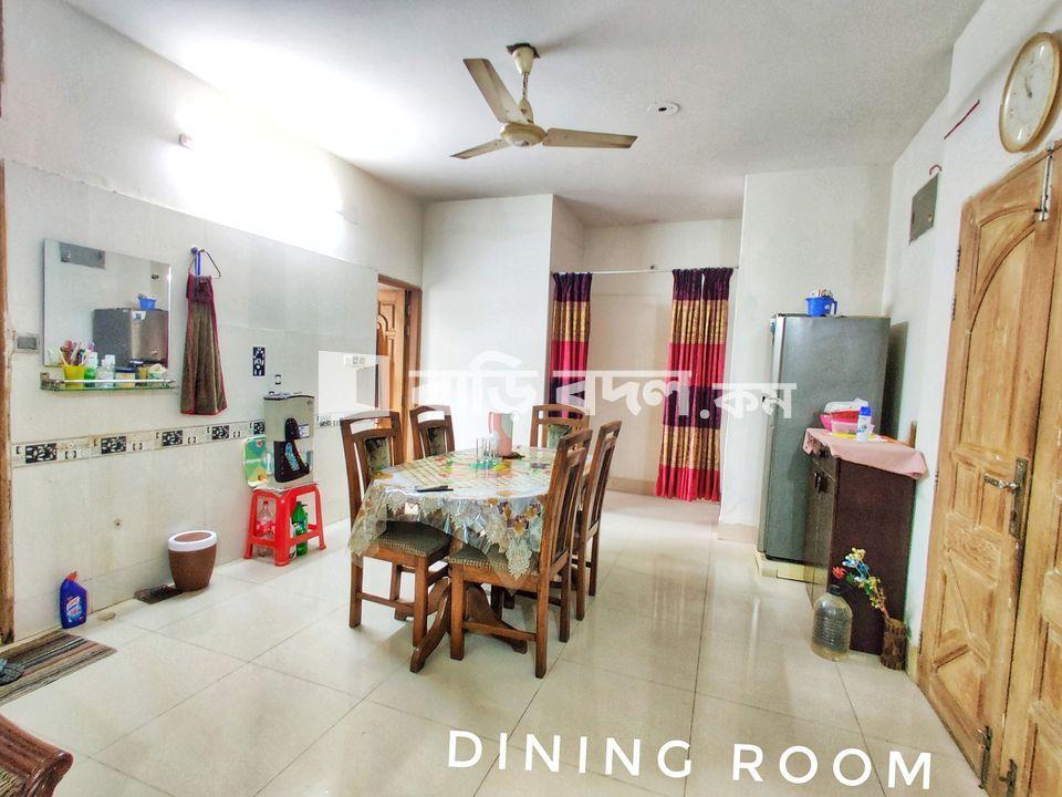 Flat rent in Dhaka বসুন্ধরা আবাসিক এলাকা, Basundhara residential area, block g,Road 8,House 168