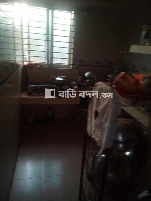 Flat rent in Chattogram চট্রগ্রাম সদর, আগ্রাবাদ হাজ্বীপাড়ায়