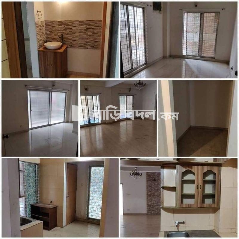 Flat rent in Dhaka বসুন্ধরা আবাসিক এলাকা, হাউস: ৩৭২, রোড: ৫, ব্লক: ফ, বসুন্ধরা, ঢাকা ১২২৯
