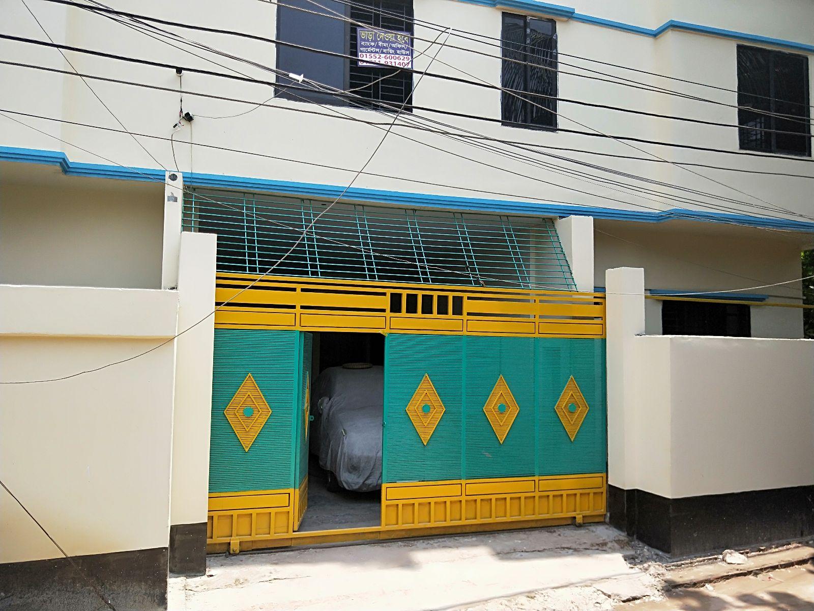 Office rent in Dhaka উত্তরা, চালাবন, চৈতি গার্মেন্টস এর দক্ষিণে, ভার্সেটাইল গার্মেন্টসের পশ্চিম পাশে। উত্তরা ঢাকা 1230